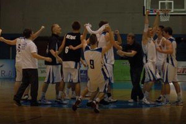 Basketbaloví kadeti zo Spiša sú najlepší na Slovensku.