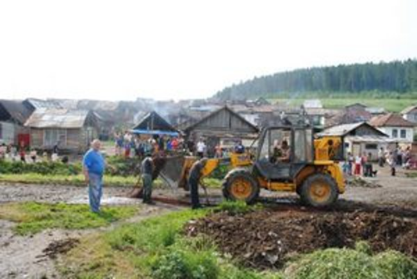 Letanovská osada patrí k najzaostalejším na Slovensku.