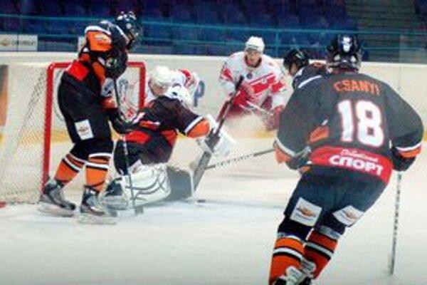 Veľké víťazstvo nováčika. Po fantastickom výkone Tatranskí vlci dokonale zaskočili Spartak Moskva.