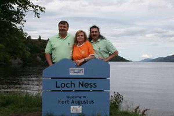 Jazero Loch Ness. Navštívili ho aj učitelia zo Spiša.