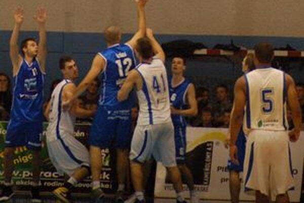 Infarktový zápas. Do basketbalovej kroniky Spišiakov sa súboj so Žilinou zapíše ako jeden z najväčších obratov výsledku.