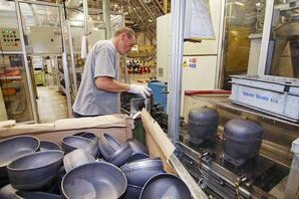 V závode Embraco postupne zavedú výrobu nových technológií.
