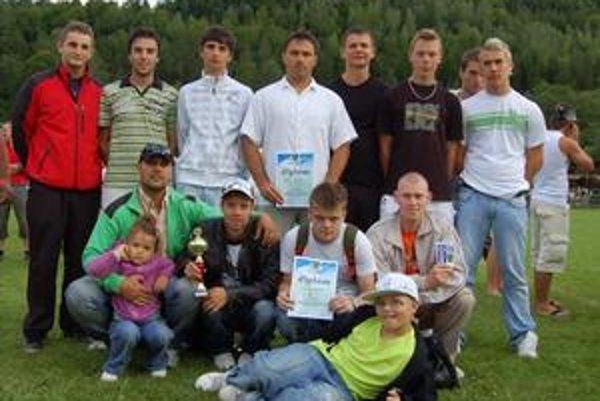 Druhí. Z dvoch spišských zástupcov lepšie umiestnenie dosiahli futbalisti Hrabušíc.