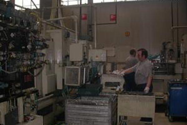 Kríza zanecháva stopy. V priemyselnej výrobe zarábali Spišiaci v 1. štvrťroku v priemere 618,24 eura.