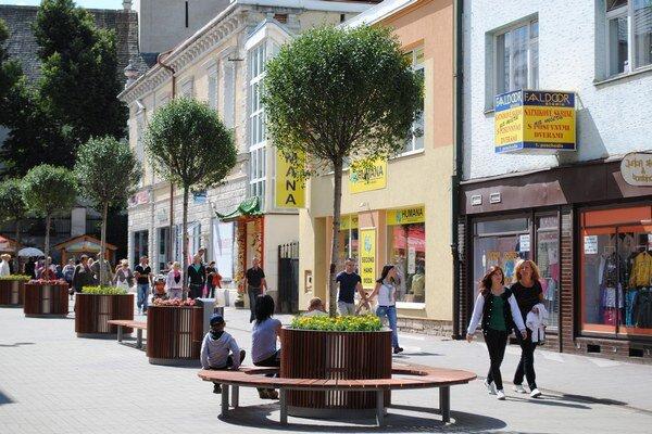 Program rozvoja mesta obsahuje základné priority, na ktorých bude mesto stavať svoj ďalší rozvoj.