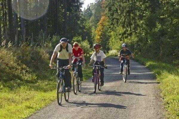 Snahou organizátorov akcie je dostať ľudí na bicykle.