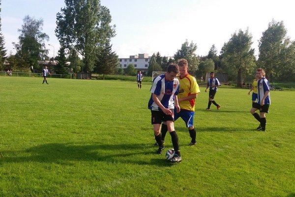 Rozhodol jediný gól. Veľký Slavkov vyhral vStrážach 1:0