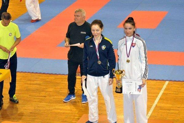 Zlatá Ivana Kucová.
