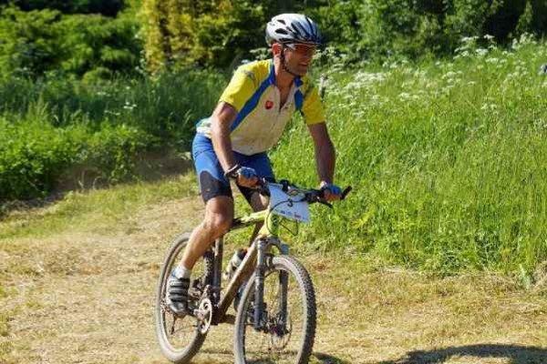 Peter Benko. Majster Slovenska v ultramaratóne MTB.