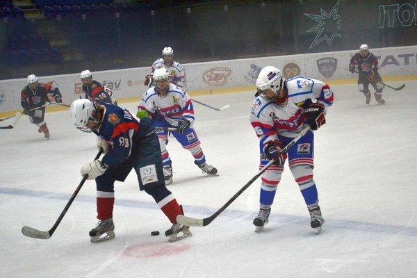 Poučná lekcia. Krasnojarsk vyhral nad Popradom 5:0.