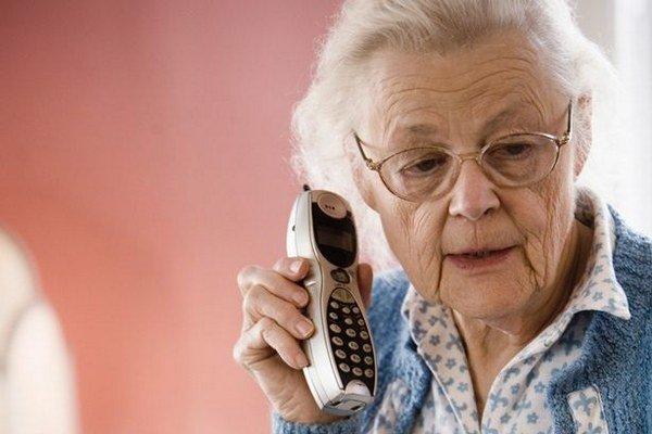 Fórum pre starších vytvorilo bezplatnú telefonickú Seniorlinku, na ktorej sa sťažujú, napr. na osamelosť.