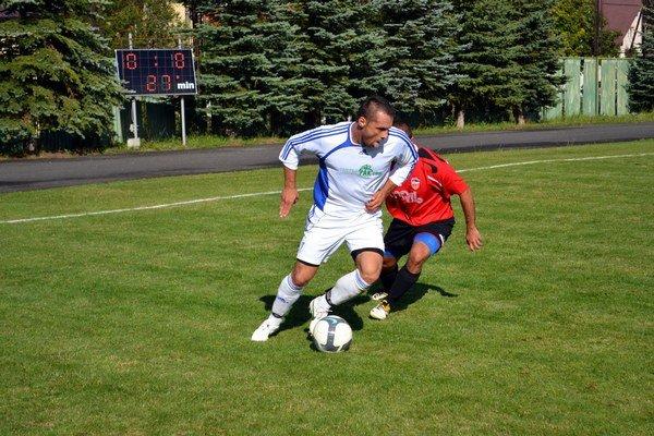 Na druhý pokus. Štrba privíta v pohárovom zápase Michalovce.