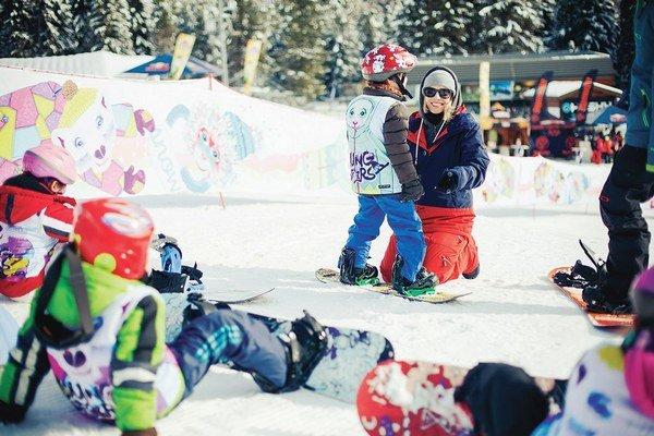 Snowboard Fest. Opäť sa uskutoční na Štrbskom Plese.