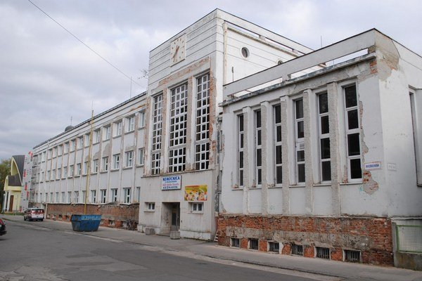 Nemocnica v Kežmarku. Už o rok bude mať staronový vzhľad.