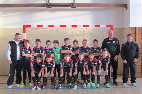 Družstvo FAM Poprad v Revúcej skončilo na 2. mieste.