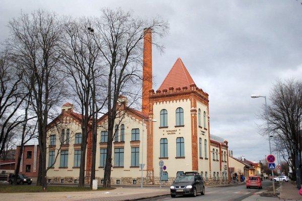 Tatranská galéria. Otvorenia sa dočká na Valentína.