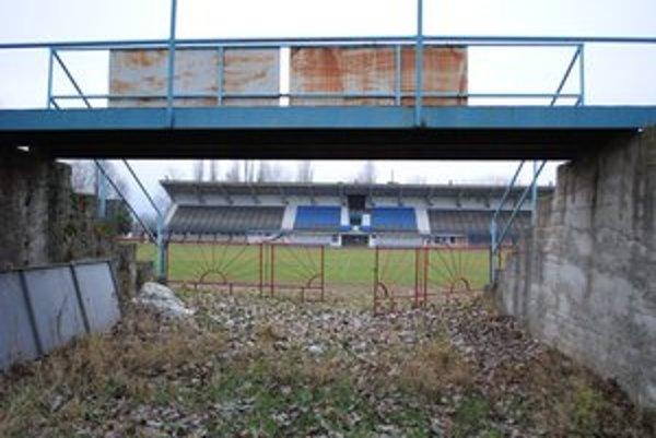 Starý popradský štadión sa má úplne zmeniť.