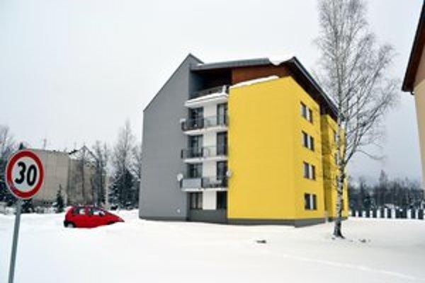 V Tatranskej Lomnici postavia dva bytové domy.
