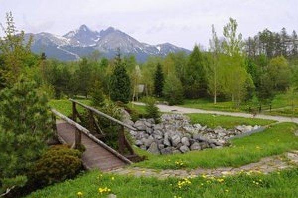 Botanickú záhradu zaliala voda a do odstránenia škôd bude niekoľko dní zatvorená.