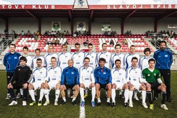 Úspešný tím. Popradskí futbalisti na jar dominovali.
