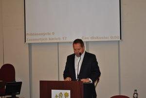 Primátor A. Danko označil rozpočet na budúci rok za chudobný na investície.