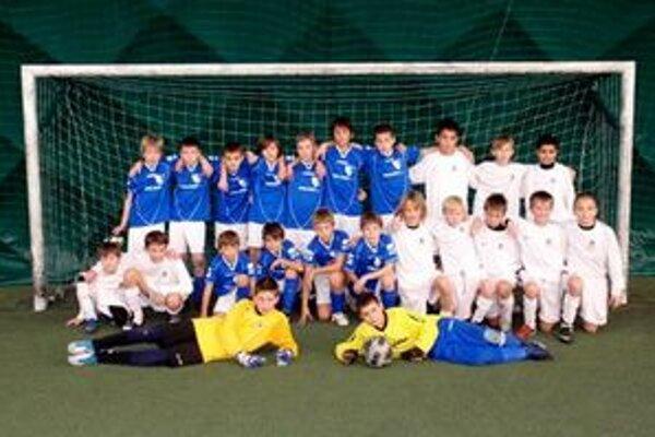 Mládežníci FK Poprad boli na turnaji v Prahe.