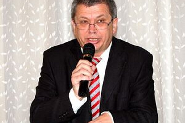 Štefan Vaľko. Predseda PFZ v Poprade.