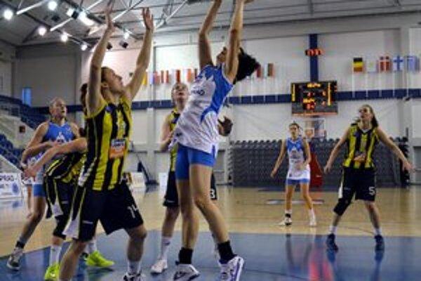 Bojovnosť nestačila. Dannax Sport Košice vyhral v Poprade.