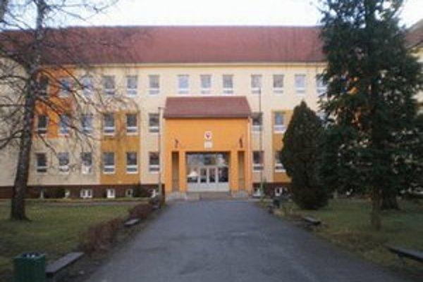 Základná škola v Spišskej Belej.