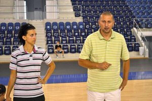 Ľuboslav Kovalský. Trénera Popradu čaká nesmierne náročná úloha.