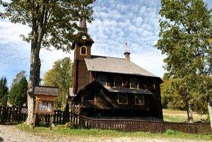 Kostol sv. Anny. Má byť vyhlásený za národnú kultúrnu pamiatku.