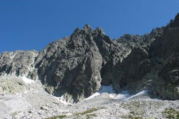 Dolná časť Batizovského prahu na západnom úpätí Gerlachu. Vedie ním zaistená cesta, Batizovská próba, ktorá sa však používa skôr na zostup zo štítu. Bežný turista smie túto cestu absolvovať len v sprievode horského vodcu.