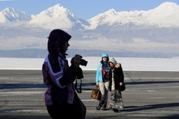 Ruskí turisti, prichádzajúci do Tatier, musia rátať s tým, že ruble u nás jednoducho nezmenia.