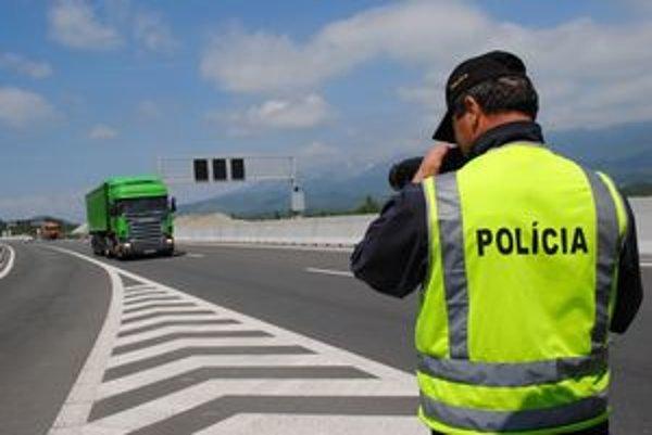 Polícia previnilcov zastaviť nemusí