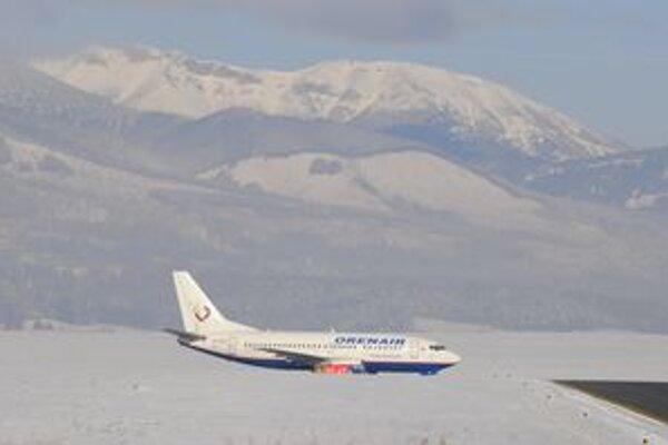 Spod Tatier by sa opäť malo lietať od nového roku do Londýna.