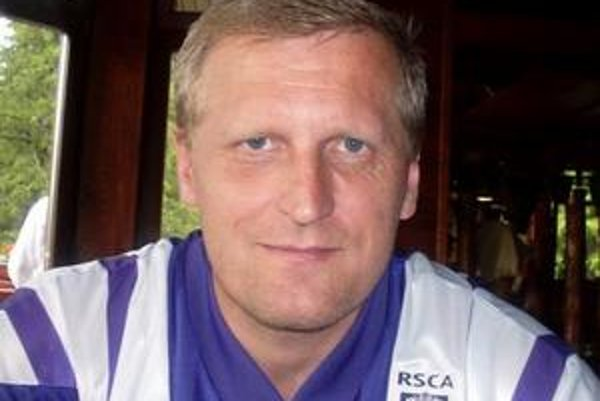 Zrejme ostáva. Tréner Spišského Bystrého Pavol Šeleng.