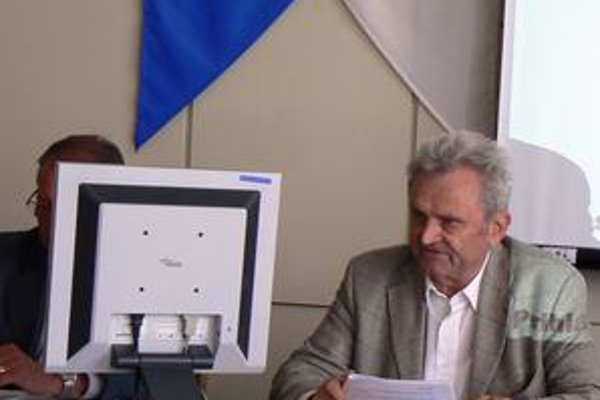 Anton Blaha. Poslancom predstavil stratégiu, ktorou chce Štrbské Pleso od Štrby získať Vysokým Tatrám.