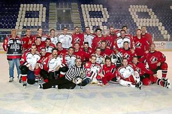 Exhibičné stretnutie. Team Canada sa predstaví v Poprade.