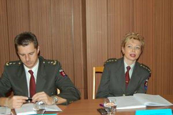 Nový tandem. Zástupcom Aleny Micheleovej sa stal Rastislav Polakovič. Popradský policajný okres tvoria okresy Poprad, Kežmarok a Levoča.