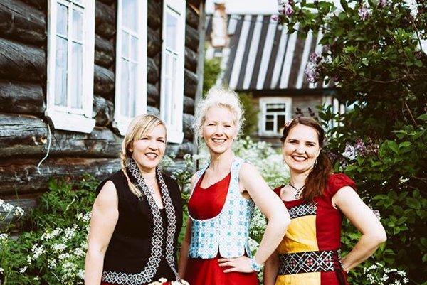 Fínska kapela sa už teší  na vystúpenie do Brezna.