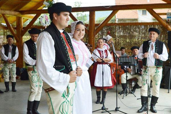 Na festivale budú súbory zo Slovenska, Čiech, Maďarska, Nemecka a Rumunska.