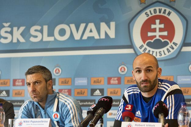 Róbert Vittek naposledy pôsobil v Slovane Bratislava.