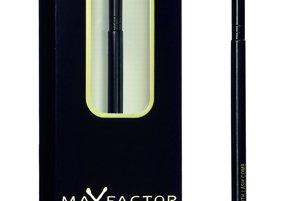Kefka na obočie s hrebeňom na rozčesanie rias, Max Factor, 5,50 €