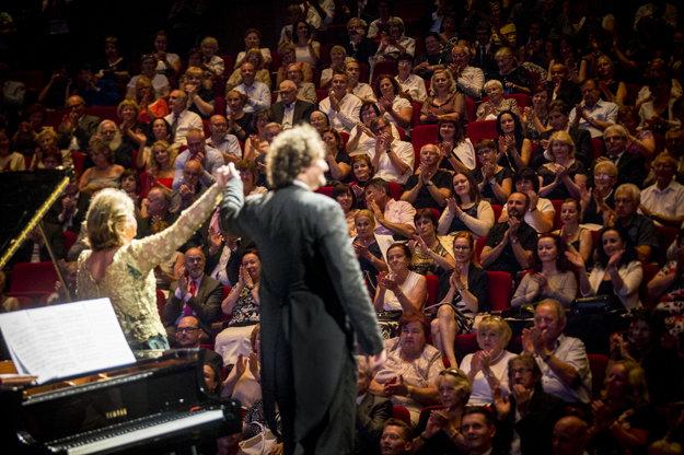 Recitál Edity Gruberovej bol snom organizátorov festivalu Viva Musica.