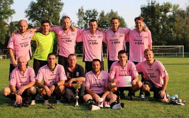 Čakajovce vyhrali turnaj na Kyneku.