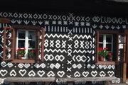 Ornamenty z Čičmian.