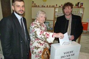 Jolana Kováčová bola dlhé roky v komisii, teraz musela odvoliť doma.