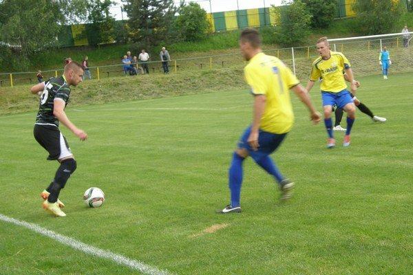 Hráči Družstevníka najbližšie nastúpia v nedeľu proti Trnave C.