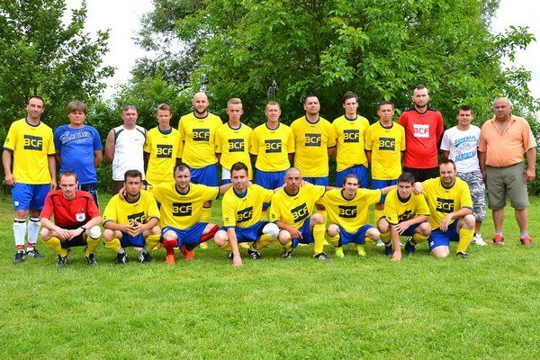 Víťazom turnaja sa stali domáci futbalisti
