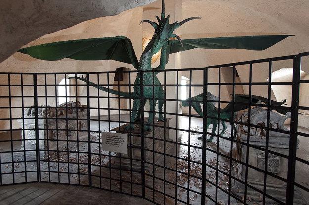 Niektorých drakov museli posadiť za mreže.